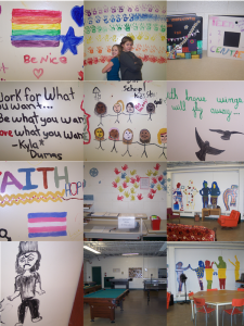 Youth Centre Collage
